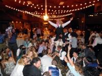Wedding band Deja Blu at Spruce Mountain Ranch