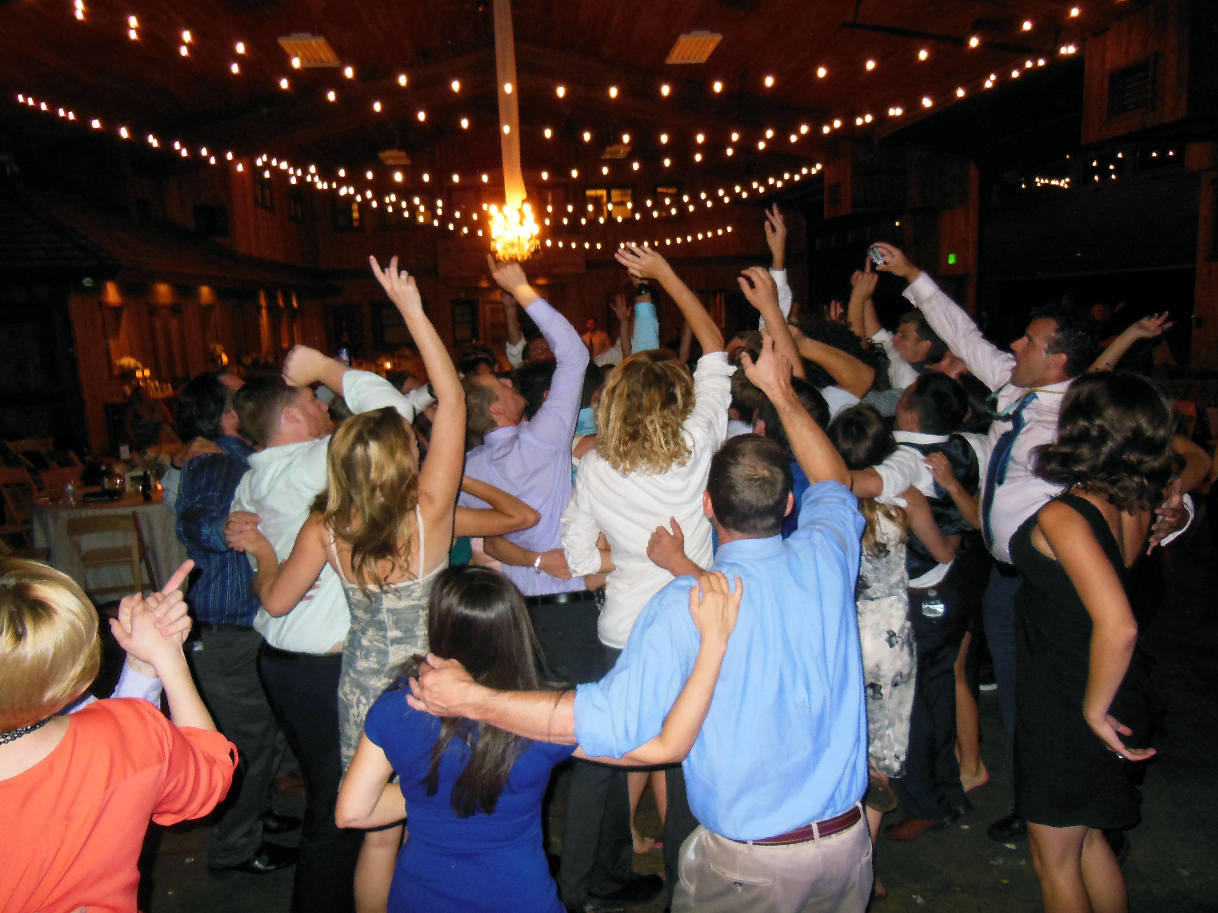 Spruce Mountain Ranch Wedding Dance Band