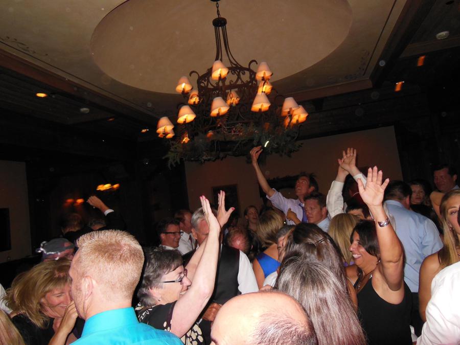Wedding Dance Band Vail Colorado Deja Blu