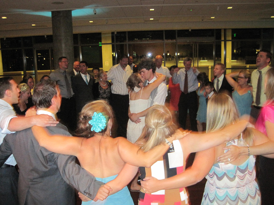 first-dance-wedding-party
