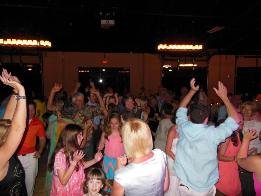 wedding-dance-band-Hyatt Tamaya -deja-blu