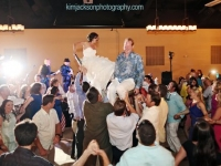 The Hora Wedding Reception