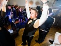 Dancers- wedding reception- Oxford Hotel