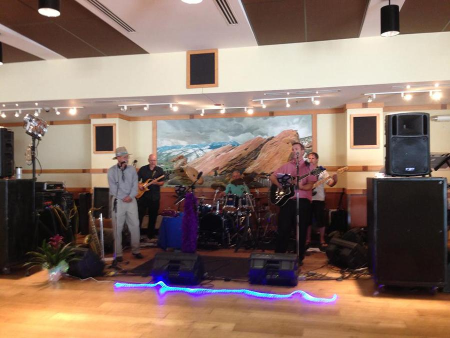 Red Rocks Amphitheatre-wedding-dance-band