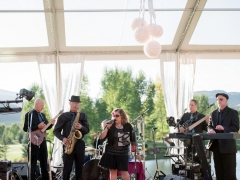 Wedding dance band Deja Blu- Aspen