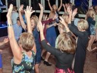 guests on dance floor Aspen, Colorado