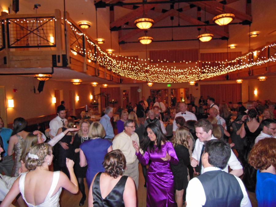 Wedding Dance Band Silverthorne Pavilion