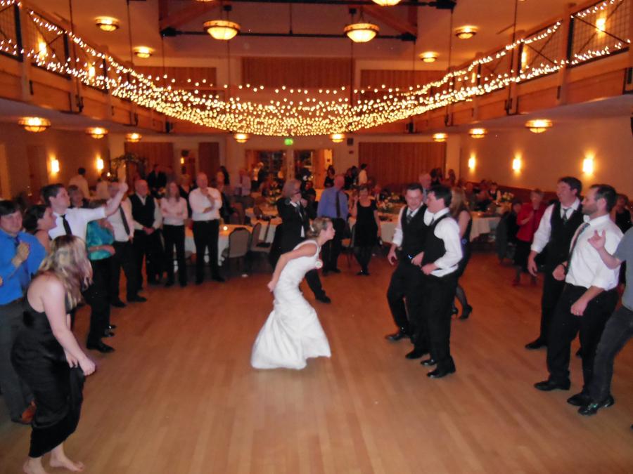 Silverthorne Wedding Dance Band Deja Blu