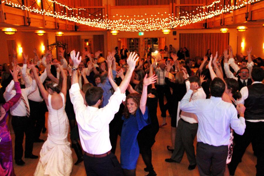 Wedding Dance Band Silverthorne Pavilion Colorado