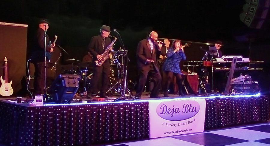 Deja Blu Wedding Dance Band